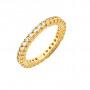 Forever Devoted Wedding Ring